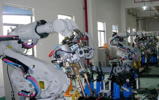 新松,機器人,智造