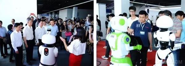 机器人,博览城