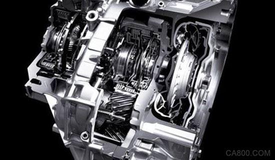 6速自动变速器,液压系统