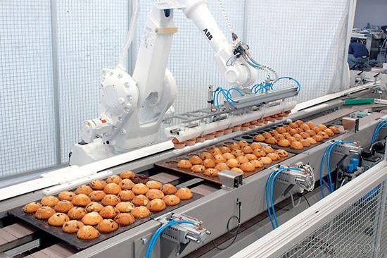 安川电机,工业机器人