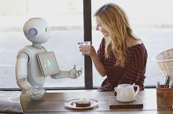 机器人,物流,餐饮