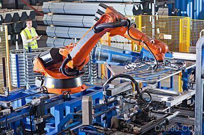 国内工业机器人,多关节机器人