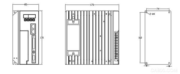 产品中心 艾威图p系列伺服     电子设备:卷绕机,剥线机,锂电池生产