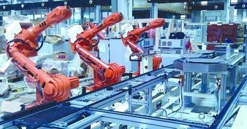 工业机器人,技术融合,人工智能