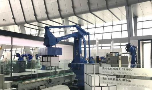 """新旧动能转换看山东!青岛高新区打造机器人产业集群""""/"""