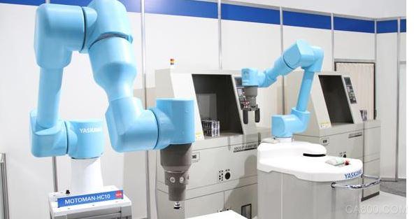 安川电机,常州,机器人工厂