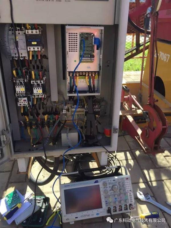 电机系统节能,石油,科动,变频器