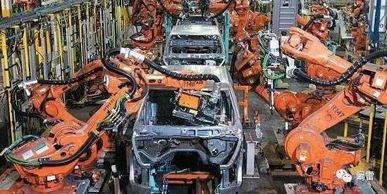 工业4.0,机器人,无人工厂
