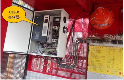 低压变频器,摆频控制,自动节能运行