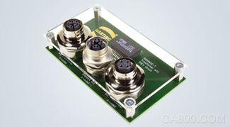 浩亭,M12 Magnetics,IP65/67防护