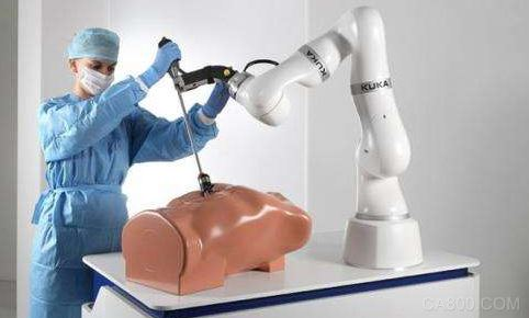 医疗机器人,库卡,老龄化