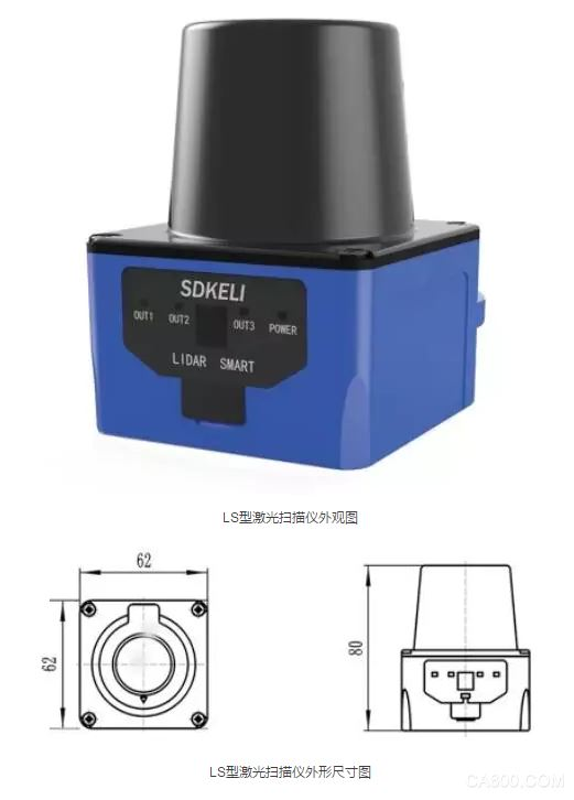 安全光幕,激光扫描仪,光电安全,安全控制器