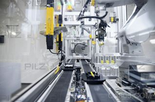 皮尔磁,工业安全,智能制造