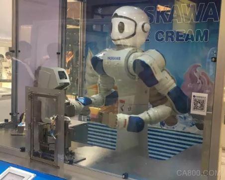 安川,高岛屋,机器人