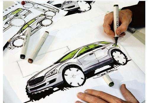 工业设计,工作