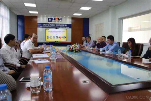 越南国际工业展,专业性强