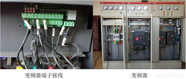 集中供暖,易能EN500变频器, 易能电气