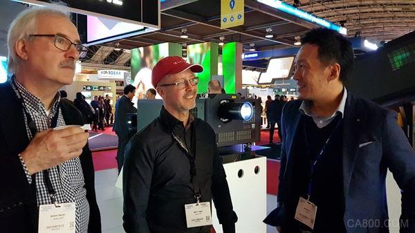 台达,影音设备与系统整合展览,DLP,8K投影机