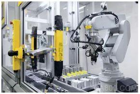 手动装载,卸载,搬运,工业机器人