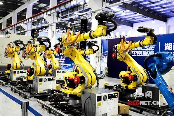 """西门子工业软件落户长沙 湖南智能制造装上大功率""""引擎"""""""