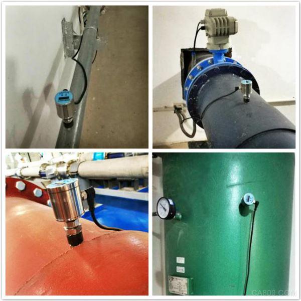 流量开关,工业测量与控制领域,水电行业,供水行业