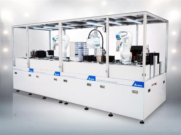 汉诺威工业展,智造,3D检测系统,动态设备模拟产品