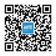 AHTE微信公众号二维码