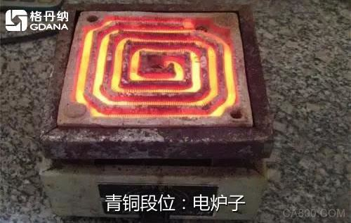 青铜段位:电炉子