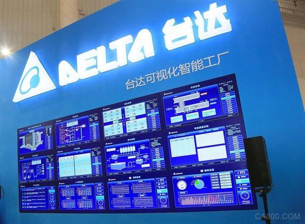 自动化与机器人展览会,台达,LED大屏幕,生产线,能源使用