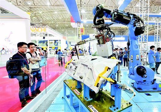 工业,博览会,机器人,自动化,创新产品,ABB