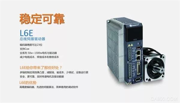 北京工业智能自动化展,雷赛智能,全线产品