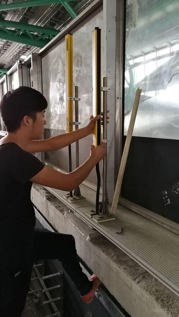 安全光幕,北京地铁,应用图片