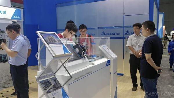 台达,国际机器人展览会,智能制造