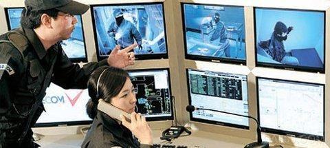 监控,人工智能,监视系统