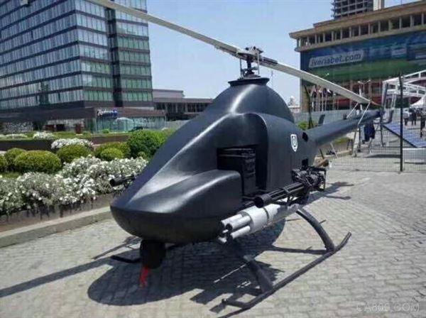 广东,航空,无人直升机