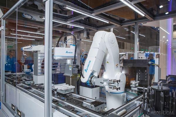 台达,智能工厂,智能制造,全自动,自动化,解决方案