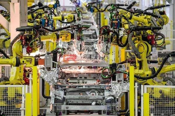 机器人产业,人工智能