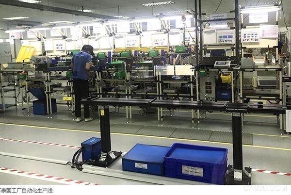 松川自动化由一批多年从事运动控制的工程师创立,秉承专业和创新的理念,于2018年参加松川自动化参加2018松下泰国工厂游 此次活动更加肯定了松川自动化作为松下一级代理为以后的继续服务,长久合作而举办了,也肯定了松川自动化技术作为松下重点代理商 专注于电机传动控制及工业自动化控制领域相关产品的研发、生产和销售。 松川自动化立志成为中国一流的电气传动与控制领域的方案提供商, 为客户、员工和企业共创美好未来,--全线产品运动控制的产品线 图为泰国松下工厂内现场