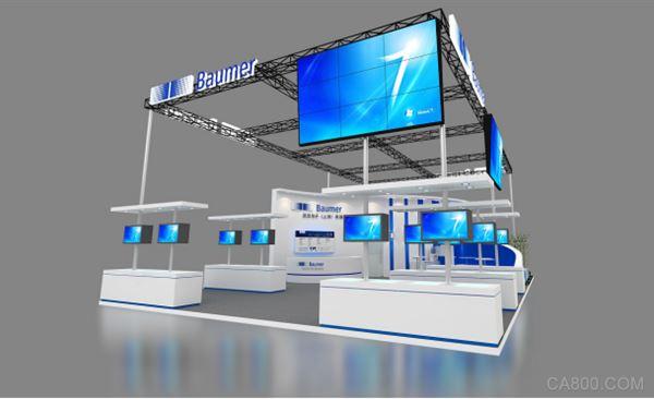 中国国际工业博览会,自动化,传感技术,堡盟