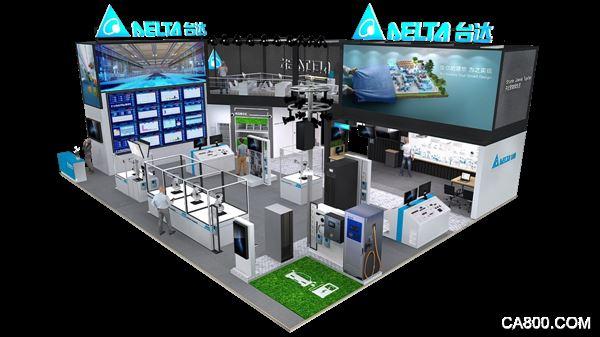 台达,智能制造,可视化能源管理,楼宇自动化