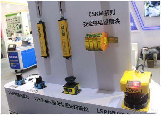 科力光电,光电安全保护装置,光栅,激光雷达,扫描仪