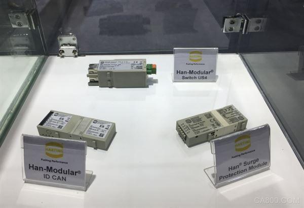 工业自动化,连接器,工业物联网,浩亭