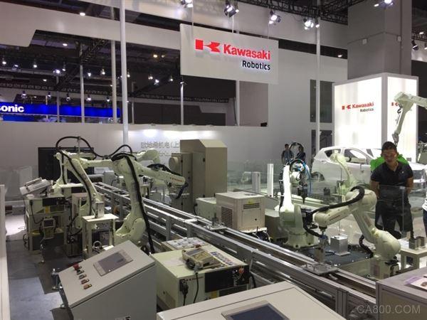 川崎机器人,自动化
