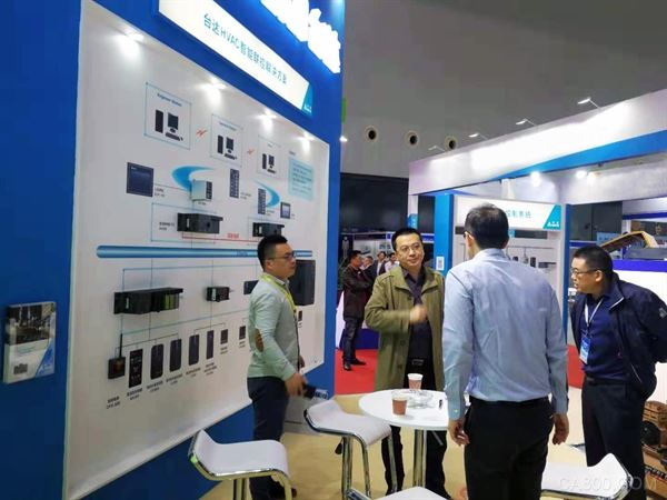 国际流体机械展览会,智能化系统,台达
