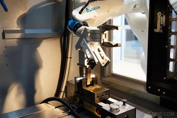 台达,自动化,智能制造,CNC智能设备方案,机床