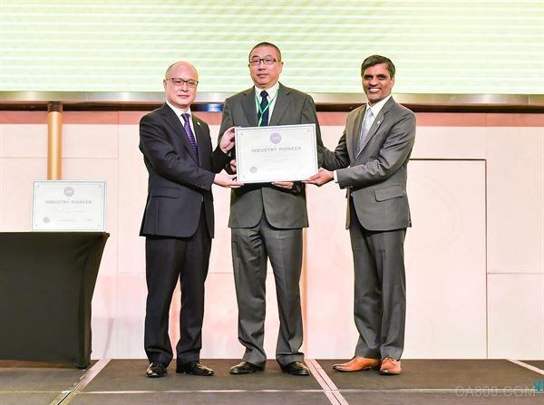 台达,电源管理,绿建筑领域权威大奖