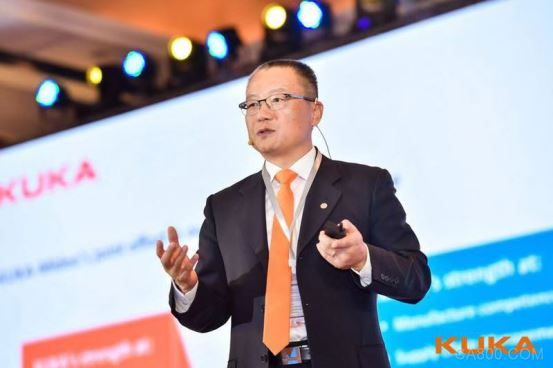2018KUKA中国系统伙伴峰会,智能化解决方案