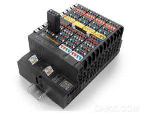 食品加工,I/O系统,u-remote,接线端子,魏德米勒