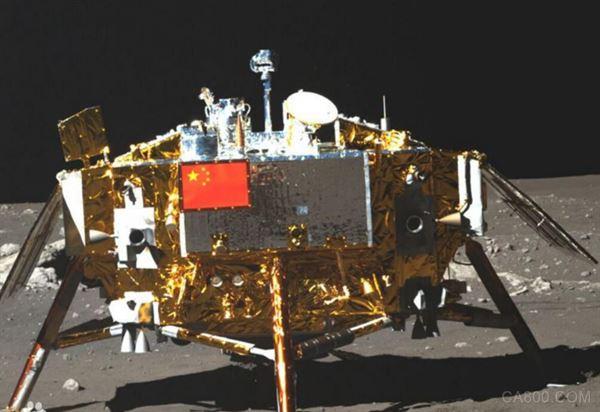 中国航天,嫦娥四号,首次月球背面软着陆