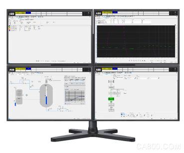 DCS,分布式控制系统,ABB,Freelance,PLC